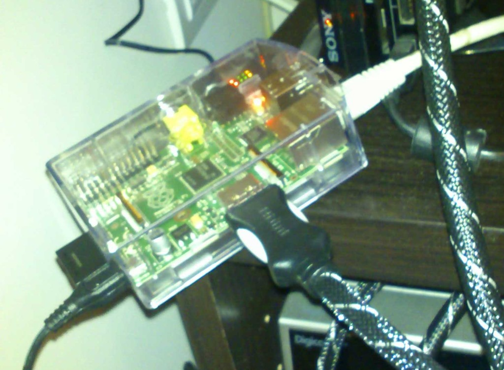 Bluetooth Keyboard on the Raspberry Pi - Correlated Content